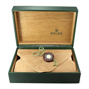 Rolex Datejust 6916 Stainless Steel Black Stick Dial 18K Gold Fluted Bezel Womens Watch