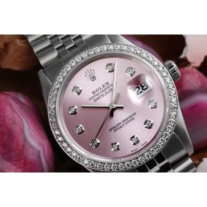 Rolex Datejust 16014 36mm Womens Watch