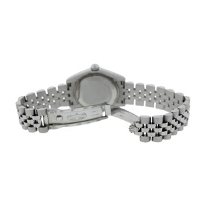 Rolex Datejust Jubilee 178274 Midsize Stainless Steel Silver Stick Dial 31mm Watch