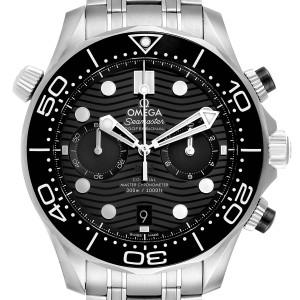 Omega Seamaster 44 Chronograph Mens Watch 210.30.44.51.01.001 Box Card