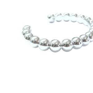 Van Cleef & Arpels 18K WG Perlee Bracelet