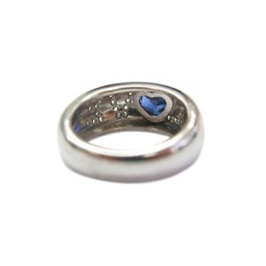 Chopard 18K Gold Diamond & Sapphire Love Ring