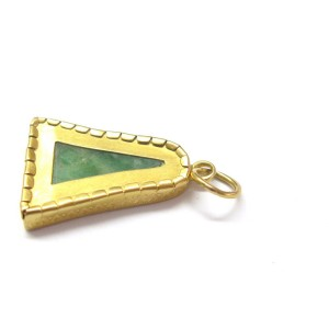 22K Yellow Gold Pendant