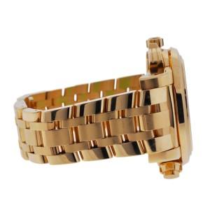 Carl F Bucherer Patravi TravelTec GMT 18K Rose Gold Chronograph Watch