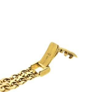Vintage Rolex 22mm 14K Yellow Gold Ladies Watch