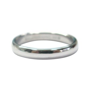 Tiffany & Co. PT950 Platinum Wedding Band Ring Size 5.5