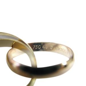 Cartier La Maison Cartier Trinity 3-Color Ring