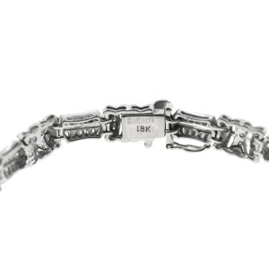 Bellarri 18K White Gold & Diamond Bracelet