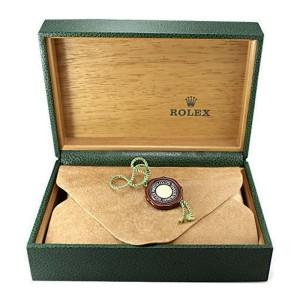 Rolex President 69178 18K Gold Champagne Diamond Dial Womens Watch