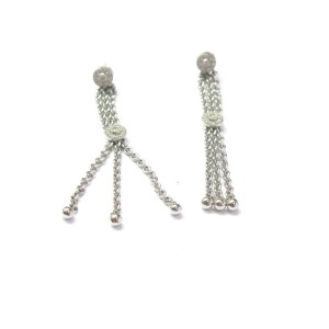 Philippe Charriol Diamond Drop Earrings