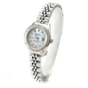 Rolex 69174 Princess Diamond Oyster Perpetual Datejust Women's Watch
