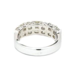 14K White Gold 1.46 ct. Diamond Ring