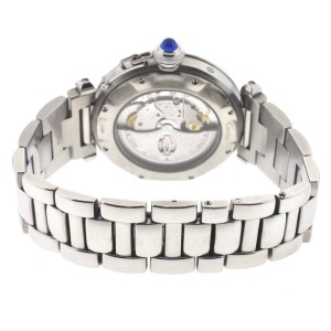 Cartier Pasha 2388 Stainless Steel Automatic Watch