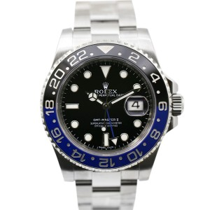 Rolex GMT-Master II 116710BLNR 40mm Mens Watch