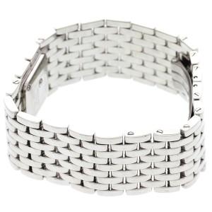 Cartier 2420 Stainless Steel Womens Watch