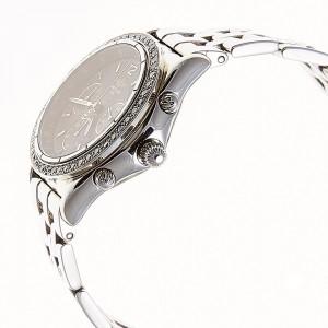 Breitling Callisto Chrono 1.50ct Diamond Bezel Stainless Steel Automatic Unisex Watch