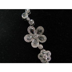 Tiffany & Co. Platinum 12.38Ct Diamond Enchant Flower Necklace