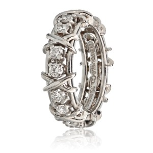 Diamond Ring Size 7.75