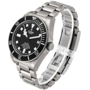Tudor Pelagos Titanium Stainless Steel Mens Watch