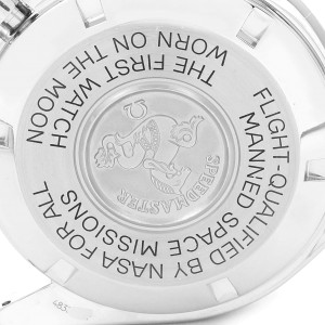 Omega Speedmaster 861 Steel Mens Moon Watch 3590.50.00 Card