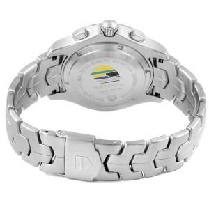TAG Heuer Link Ayrton Senna Limited Steel Mens Watch CJF2113.BA0576