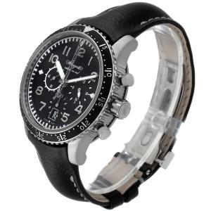 Breguet Transatlantique Type XXI Flyback Titanium Watch 3810 Box Papers