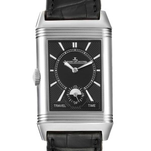 Jaeger LeCoultre Reverso Duo Day Night Watch 215.8.D4 Q3848420