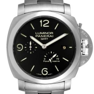 Panerai Luminor 1950 3 Days GMT 44mm Watch PAM00347