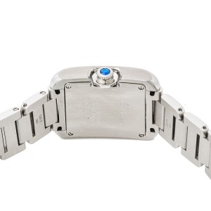 Cartier Tank Anglaise 3485 23.5mm Womens Watch