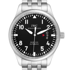 IWC Pilots Mark XVII Automatic Steel Mens Watch IW326504