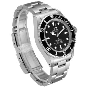 Rolex Submariner 40mm Non-Date 4 Liner Steel Steel Mens Watch 14060