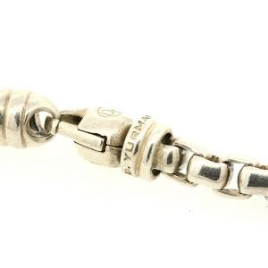 David Yurman 925 Sterling Silver Chain Necklace