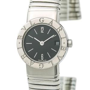 Bulgari Tubogas BB232TS Womens 23mm Watch
