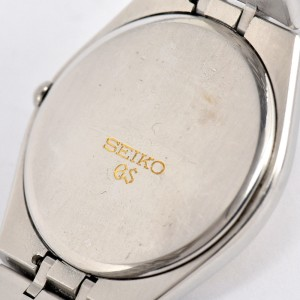 Seiko Grand 9587-8000 36.5mm Mens Watch