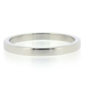 Tiffany & Co. Novo PT950 Platinum with Diamond Ring Size 6.25