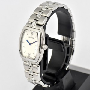 Seiko Credor Aqua 5A70-0AF0 21mm Womens Watch