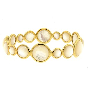 Ippolita Lollipop 18K Yellow Gold Mother Of Pearl Bracelet