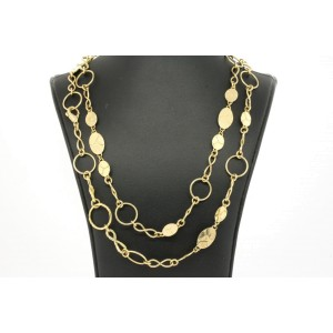 John Hardy 18k 18K Yellow Gold Necklace