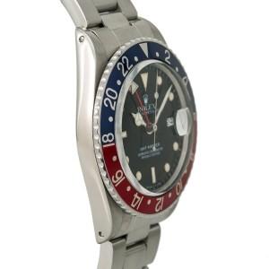 Rolex GMT-Master 16750 Vintage 40mm Mens Watch