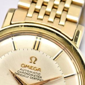 Omega Constellation Pie Pan Vintage 35.5mm Mens Watch
