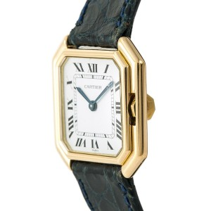 Cartier Paris Sextavado 78099 27mm Womens Watch