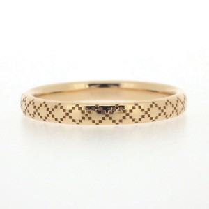 Gucci 18K Rose Gold Ring Size 6.75