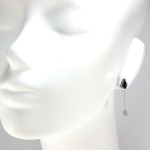 Piaget 18K White Gold Diamond Earrings