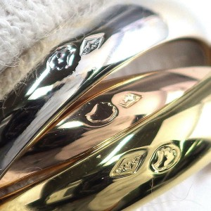 Cartier Ring Size 5.25