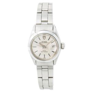 Tudor Oysterdate 92400 28mm Womens Watch
