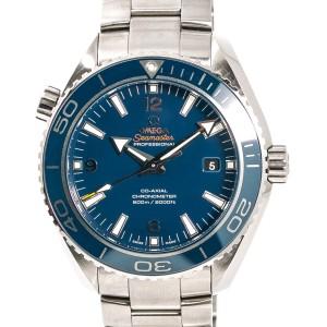 Omega Seamaster Planet Ocean 232.90.46.21.03.001 48mm Mens Watch