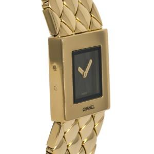 Chanel Matelasse CHA01-021115 19mm Womens Watch