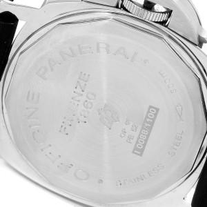 Panerai Luminor Base Logo 44mm Steel Mens Watch PAM00000