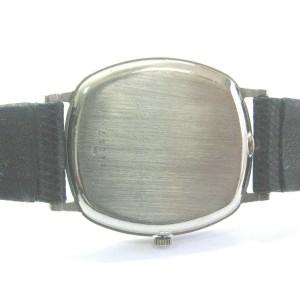 18Kt Audemars Piguet Automatic White Gold Leather Strap Watch 94057
