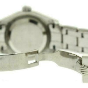 Rolex Masterpiece 80319 Women's White White Gold 29mm Automatic 1 Year Warranty